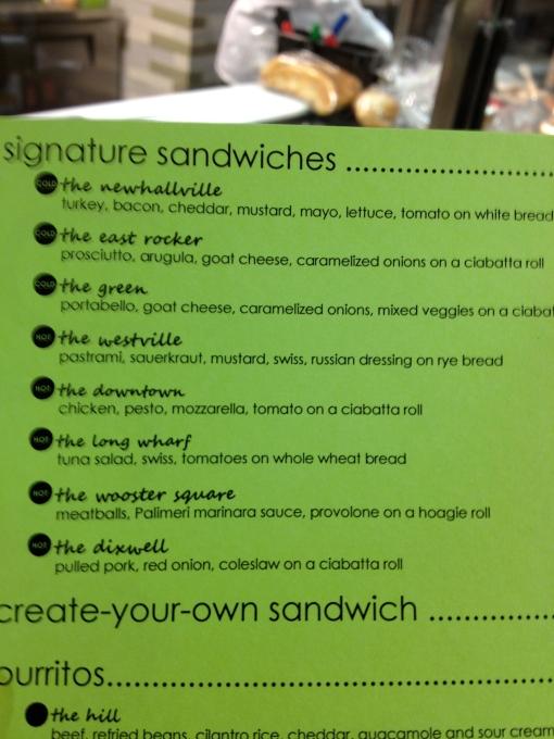 Coop Sandwiches